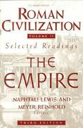Roman Civilization Selected Readings  The Empire