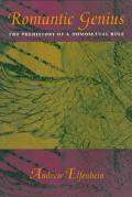 Romantic Genius The Prehistory of a Homosexual Role