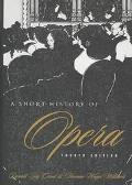 Short History of Opera