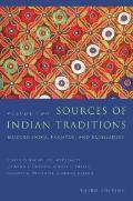 Sources of Indian Tradition : Volume 1
