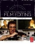Technique of Film Editing, Reissue of 2nd Edition, Second Edition