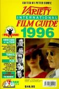 VARIETY INTERNATIONAL FILM GUIDE 1996 - Peter Cowie - Paperback