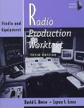 Radio Production Worktext Studio and Equipment