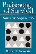 Praisesong of Survival Lectures and Essays, 1957-89