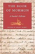 Book of Mormon A Reader's Edition