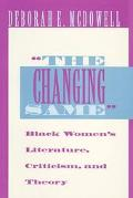 Changing Same Black Women's Literature, Criticism, and Theory