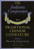 The Indiana Companion to Traditional Chinese Literature, Vol. 2