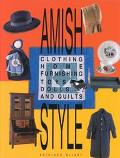 Amish Style Clothing, Home Furnishing, Toys, Dolls, and Quilts