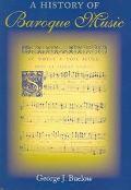 History of Baroque Music