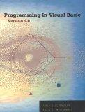 Programming in Visual Basic: Version 4.0
