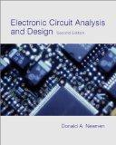 Electronic Circuit Analysis and Design (Mcgraw-Hill Series in Electrical and Computer Engine...