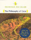 Readings on Color The Philosophy of Color