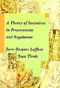 Theory of Incentives in Procurement and Regulation
