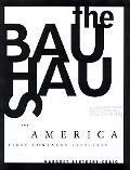Bauhaus & America First Contacts, 1919-1936