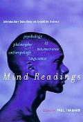 Mind Readings Introductory Selections on Cognitive Science