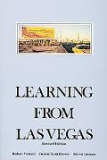 Learning from Las Vegas The Forgotten Symbolism of Architectural Form
