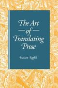 Art of Translating Prose