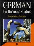 German for Business Studies - Suzanne Parker - Paperback
