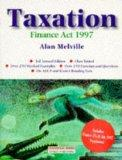 Taxation Finance Act 1997
