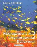 Management and Organisational Behaviour