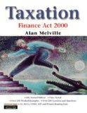 Taxation: Finance Act 2000 Pb