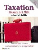Taxation, Finance Act 2004