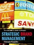 Strategic Brand Management: A European Perspective