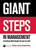 Giant Steps in Management: Innovations That Change the Way You Work