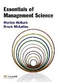 Essentials of Management Science: The Basics