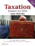 Taxation : Finance Act 2010