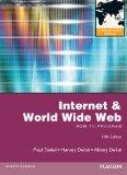 Internet and World Wide Web How to Program. by Paul and Harvey Deitel (International Version)