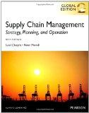 Supply Chain Management: Strategy, Planning, and Operation. Sunil Chopra