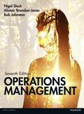 Slack : Operations Management 7th Edition MyOMLab Pack