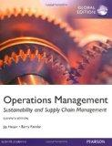 Operations Management Global Edition