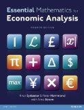 Esssential Mathematics for Economic