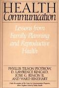 Health Communication Lessons from Family Planning and Reproductive Health Lessons from Famil...