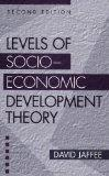 Levels of Socio-economic Development Theory