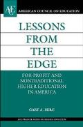 Lessons From The Edge For-Profit And Nontraditional Higher Education In America