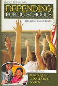 Defending Public Schools