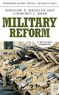 Military Reform A Reference Handbook