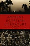 Ancient Egyptian Literature An Anthology