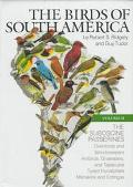 Birds of South America The Suboscine Passerines