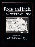 Rome and India: The Ancient Sea Trade (Wisconsin Studies in Classics)