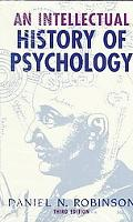 Intellectual History of Psychology