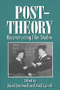 Post-Theory Reconstructing Film Studies