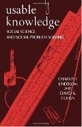 Usable Knowledge Social Science and Social Problem Solving