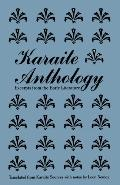 Karaite Anthology Excerpts from the Early Literature