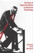 Rise of Experimentation in American Psychology - Jill Gladys Morawski - Hardcover