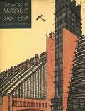 Work of Antonio Sant'Elia Retreat into the Future