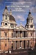 Architecture in Britain 1530-1830